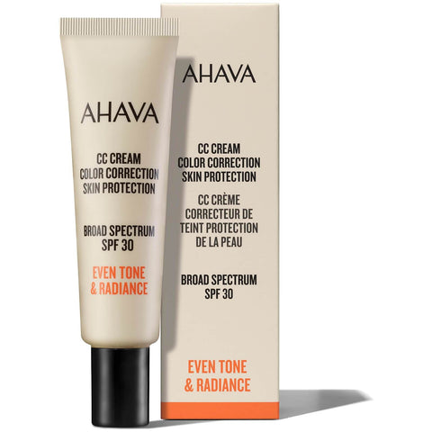 AHAVA CC Cream SPF30 Colour Correction 30ml - Beautyshop.ie