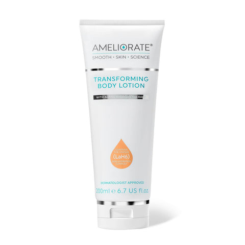 AMELIORATE Transforming Body Lotion Orange Blossom 200ml - Beautyshop.ie