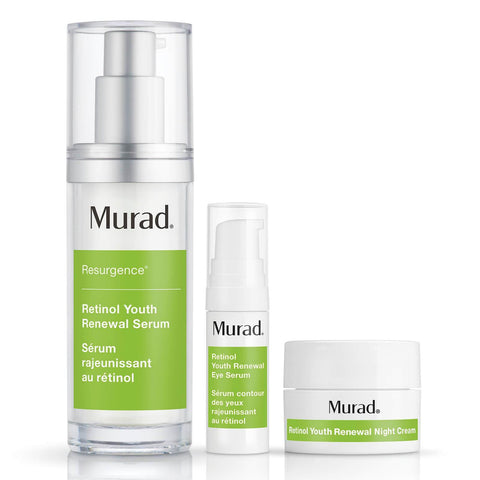 Ensemble de valeurs Murad All About Renewal Retinol