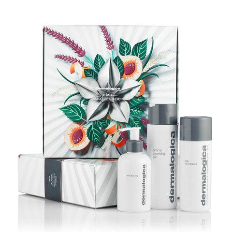 Dermalogica Your Best Cleanse and Glow Gift Set