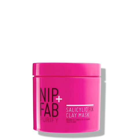 NIP + FAB Salicylic Fix Clay Mask 170ml - Beautyshop.ie