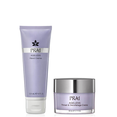 PRAI Ageless Hands and Neck Kit