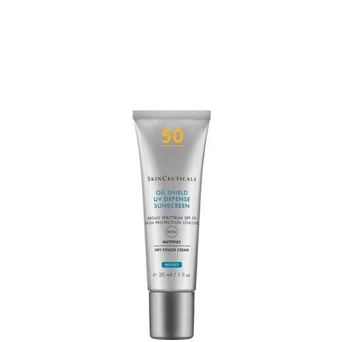 SkinCeuticals Oil Shield UV Defence kremas nuo saulės SPF 50 30ml - Beautyshop.lt