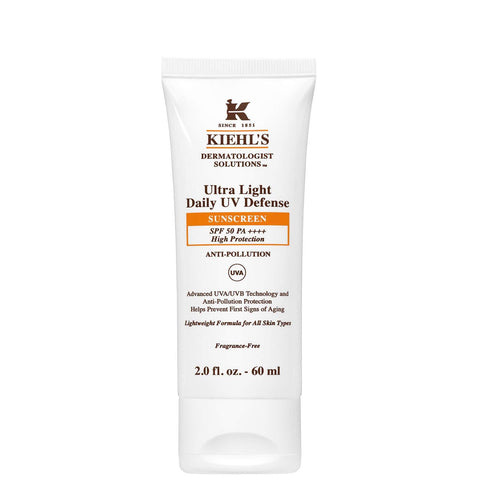 Kiehl's Ultra Light Daily UV Defense (Various Sizes) - Beautyshop.ie