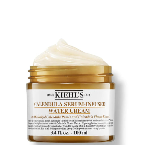 Kiehl-en Calendula Serum-Infusion Water Cream (hainbat neurri) - Beautyshop.ie