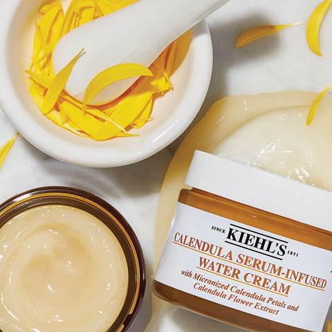 Kiehl's Calendula Serum-Infused Water Cream (erikokoisia) - Beautyshop.fi