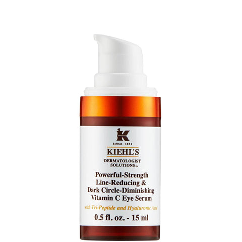 Kiehl's Power-Strength Line-Reducing and Dark Circle-Minishing Vitamin C Eye Serum 15ml - Beautyshop.se