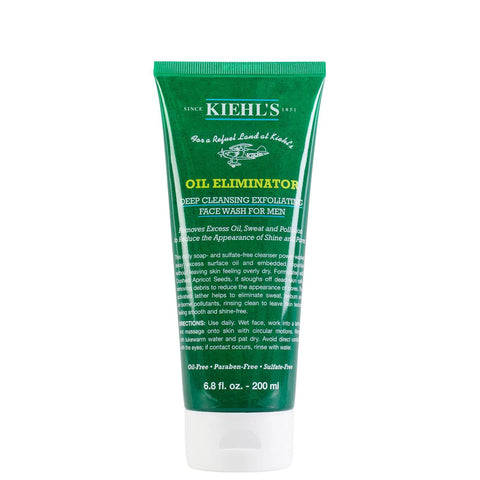 Kiehl's Oil Eliminator Cleanser 200ml - Beautyshop.dk