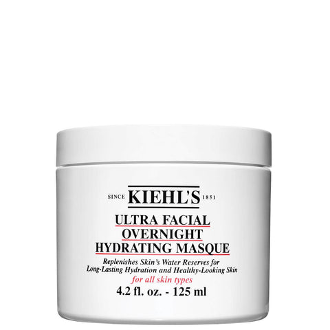 Kiehl's Ultra Facial Overnight Hydrating Masque 125ml - Beautyshop.ie