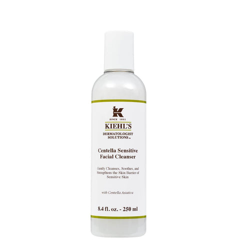 Kiehl's Centella Sensitive Facial Cleanser 250ml - Beautyshop.dk