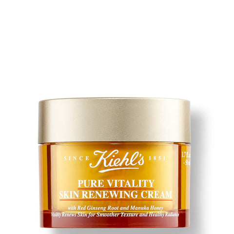 Kiehl's Pure Vitality Skin Renewing Cream 50ml - Beautyshop.dk