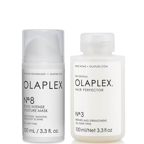 Olaplex No.3 och No.8 Bundle - Beautyshop.se