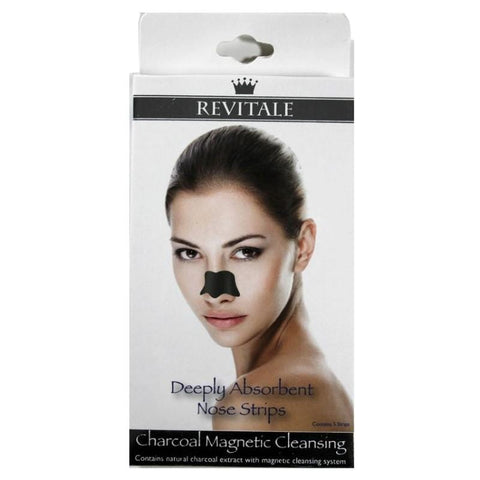 Revitale Absorbent Nose Strip 5 kpl - Beautyshop.fi