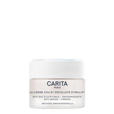 Carita Creme Stimulift Cou et Decollete Anti-Aging-Firming Cream 50 ml - Beautyshop.ie