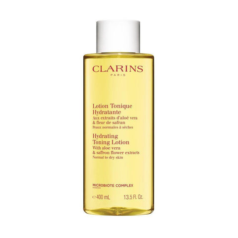 Clarins Hydrating Toning Lotion 400ml - Beautyshop.fi