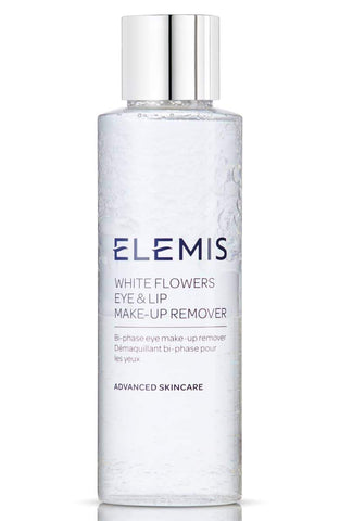 Elemis White Flowers Eye & Lip Make-Up Remover 125ml - Beautyshop.ie