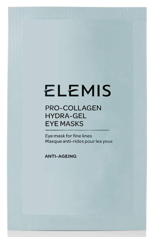 Elemis Pro-Collagen Hydra-Gel Eye Mask - 6 Sachets - Beautyshop.ie