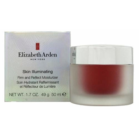 Elizabeth Arden Skin Illuminating Firm & Reflect -kosteusvoide 50ml - Beautyshop.fi