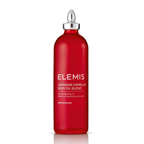 Elemis Japanese Camellia Body Oil Blend 100ml - Beautyshop.ie