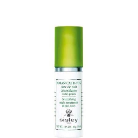 Sisley Botanical D-Tox Detoxifying Night Treatment 30ml - Tutti i tipi di pelle - Beautyshop.ie