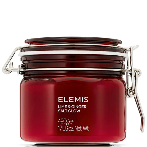 Elemis Exotic Lime & Ginger Salt Glow 490g - Beautyshop.lv