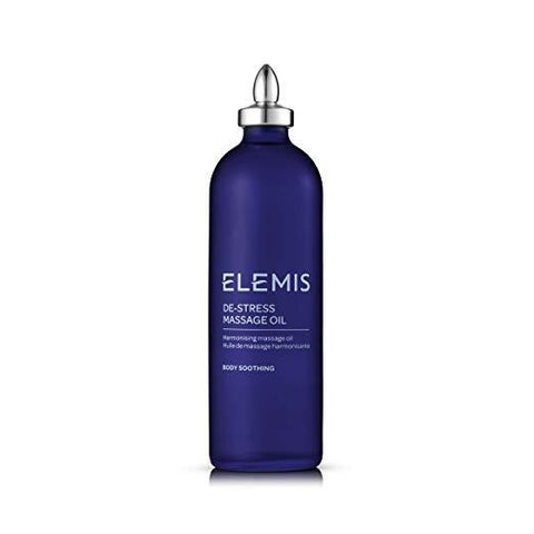 Elemis De-Stress Massage Oil 100ml - Beautyshop.ie