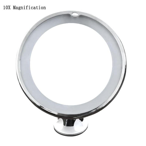 10x Magnifying LED Lighted Makeup Mirror - Beautyshop.ie