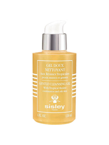 Sisley Gentle Cleansing Gel med tropiska hartser, 120 ml