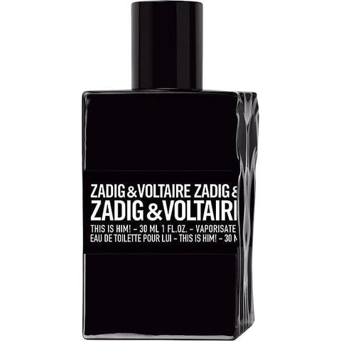 Zadig & Voltaire This is Him EDT 30ml - Beautyshop.se