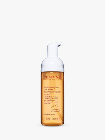 Clarins Gentle Renewing Cleansing Mousse 150ml - kosmetika.cz