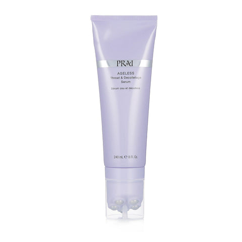 PRAI AGELESS Throat & Decolletage Serum Supersize 240ml - Beautyshop.ie