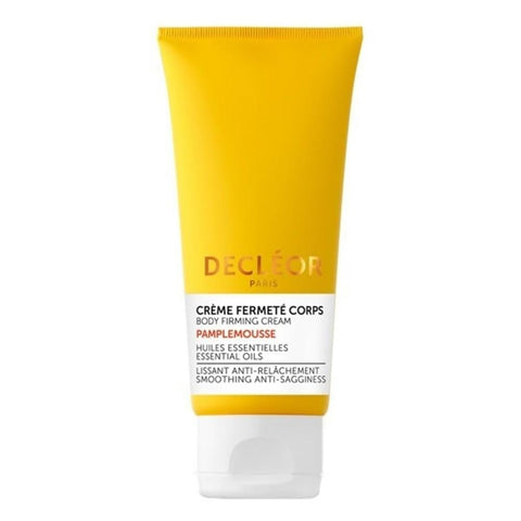 Decleor Pamplemousse Tonic Grapefruit Body Firming Cream 200 ml