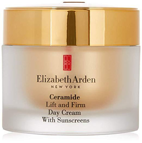 Elizabeth Arden Ceramide Plump Perfect Ultra Lifting un Firm Mitruma losjons 50ml SPF30 - Beautyshop.lv