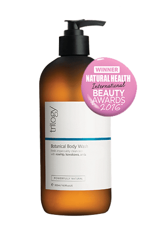 Trilogy Botanical Body Wash 500ml - kosmētika