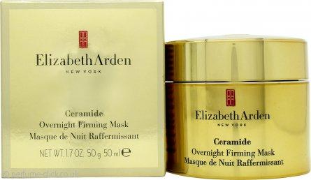 Elizabeth Arden Ceramide Overnight Firming Mask 50ml - Beautyshop.ie