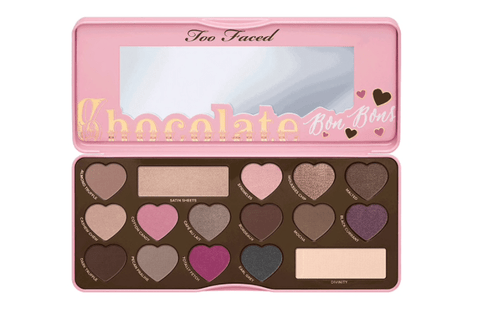 Too Faced Chocolate Bon Bons acu ēnu palete - Beautyshop.lv
