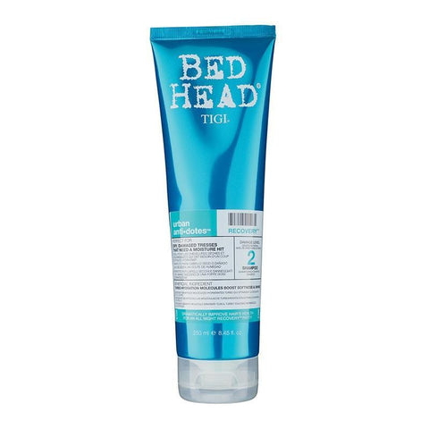 TIGI Bed Head Urban Antidotes Recovery Shampoo - 250ml - Beautyshop.ie