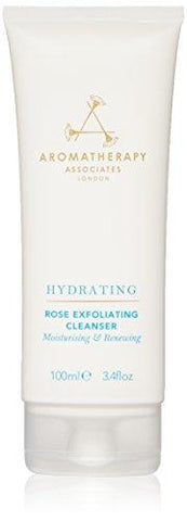 Aromatherapy Associates Hydrating Rose Exfoliating Cleanser 100ml - Beautyshop.ie
