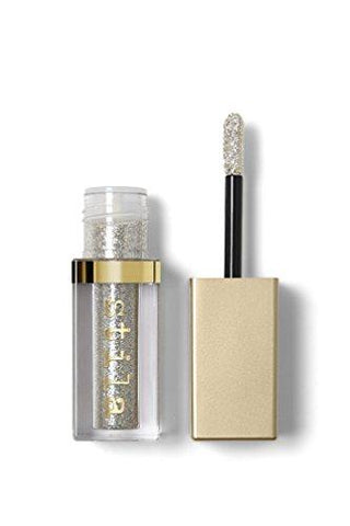 Stila Magnificent Metals Glitter and Glow Liquid Eye Shadow 4.5 ml, Diamond Dust