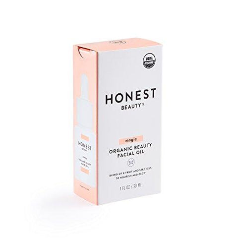 Honest Beauty Organic Facial Oil, (30ml) - Beautyshop.ie