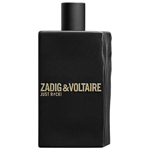 Zadig y Voltaire Just Rock! para él Eau de Toilette 100ml