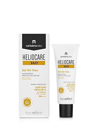 Heliocare 360 ​​gel bez ulja SPF 50 - 50ml - Beautyshop.hr