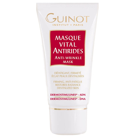 Guinot Masque Vital Antirides Anti-Wrinkle Mask 50ml / 1.6 fl. Uns.