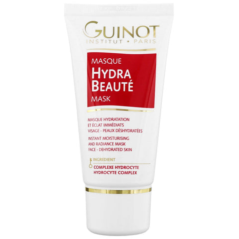 """Guinot Moisturizing Masque Hydra Beauté Moisture Supplying Radiance Mask"" kaukė 50ml / 1.7 fl.oz."