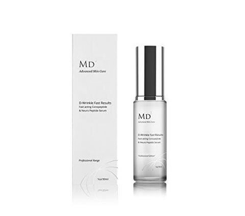 MD3 D-Wrinkle Peptide Cream - 1oz / 30ml