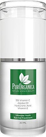 PurOrganica Organic Eye Cream Dubbel storlek 30ML