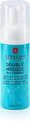 Erborian Double Mousse Cleanser (145ml) - Beautyshop.lt