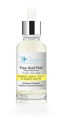 The Organic Pharmacy Four Acid Peel Serum (30ml)