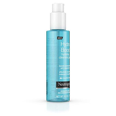 Neutrogena Hydro Boost Hydrating Gel Cleanser (170ml) - Beautyshop.dk
