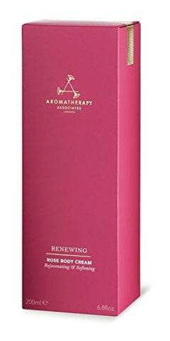 Aromatherapy Associates Renew Rose Body Cream (200ml) - Beautyshop.ie